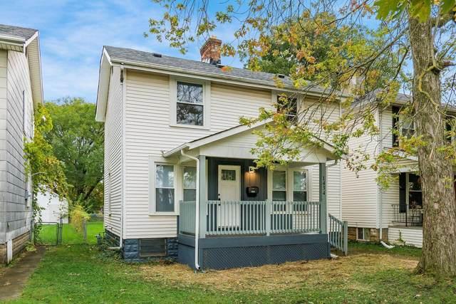 1434 S Ohio Avenue, Columbus, OH 43206 (MLS #221042300) :: Jamie Maze Real Estate Group