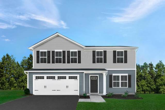 198 Skyway Drive, Springfield, OH 45505 (MLS #221042301) :: The Raines Group