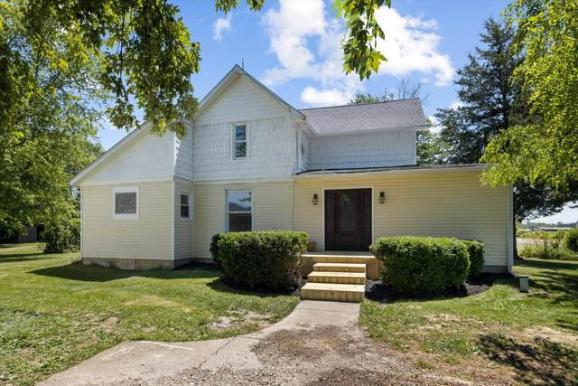 1329 State Route 529, Cardington, OH 43315 (MLS #10055405) :: The Raines Group