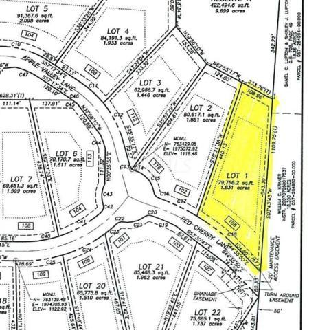 106 Red Cherry Lane, Granville, OH 43023 (MLS #213018851) :: Core Ohio Realty Advisors
