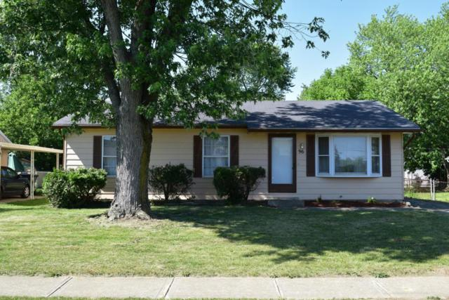 96 Shaffer Drive, Groveport, OH 43125 (MLS #217018810) :: RE/MAX ONE