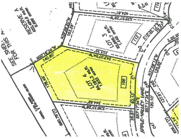 108 Apple Valley Lane, Granville, OH 43023 (MLS #217019608) :: Core Ohio Realty Advisors