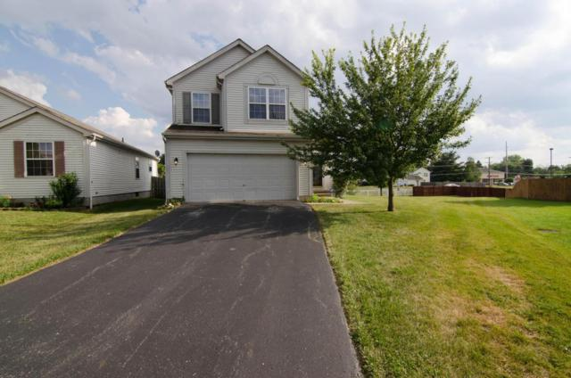 3253 Timberstone Drive, Canal Winchester, OH 43110 (MLS #217022204) :: The Mike Laemmle Team Realty