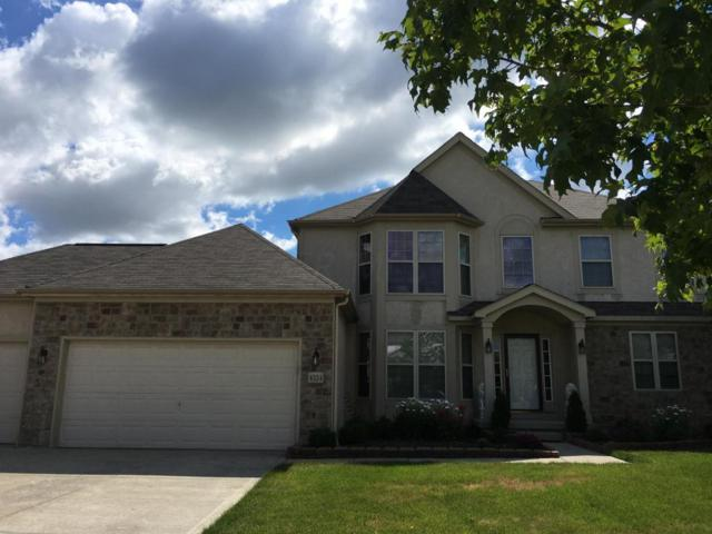 4324 Creekbend Drive, Hilliard, OH 43026 (MLS #217023150) :: Berkshire Hathaway Home Services Crager Tobin Real Estate
