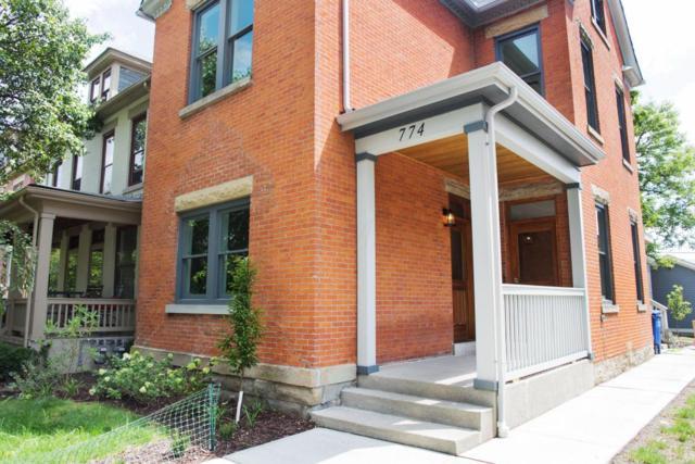 774 Hamlet Street, Columbus, OH 43215 (MLS #217025152) :: Core Ohio Realty Advisors