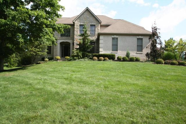 748 Woods Hollow Lane, Powell, OH 43065 (MLS #217026736) :: Core Ohio Realty Advisors