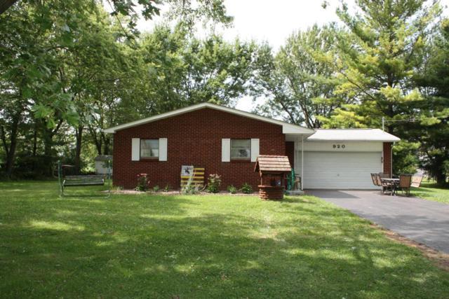 920 W Jefferson Kiousville Road SE, West Jefferson, OH 43162 (MLS #217028044) :: Signature Real Estate