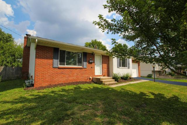 482 Denwood Court, Gahanna, OH 43230 (MLS #217028747) :: RE/MAX ONE