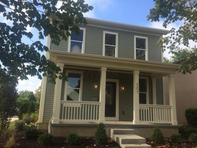 503 E Sycamore Street, Columbus, OH 43206 (MLS #217030483) :: Cutler Real Estate