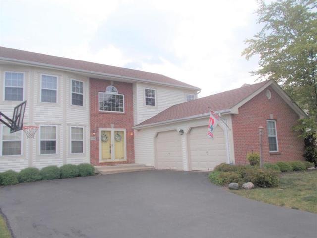 3436 Greenville Drive, Lewis Center, OH 43035 (MLS #217030926) :: Marsh Realty Group, LLC