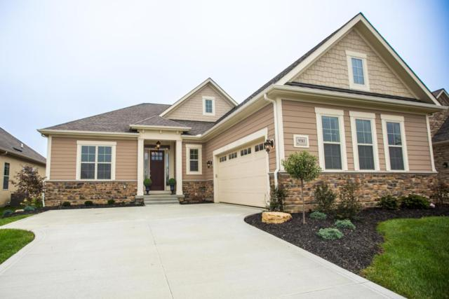 9583 Fair Oaks Drive, Powell, OH 43065 (MLS #217031497) :: Berkshire Hathaway Home Services Crager Tobin Real Estate