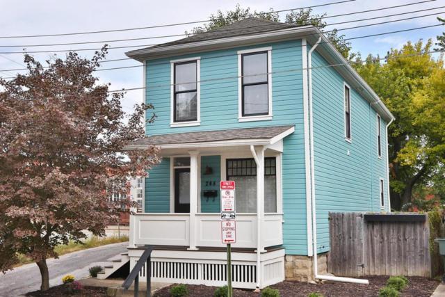 248 Detroit Avenue, Columbus, OH 43215 (MLS #217034054) :: Core Ohio Realty Advisors