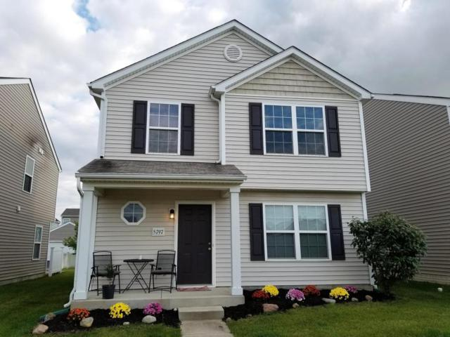5797 Ivy Branch Drive, Dublin, OH 43016 (MLS #217034284) :: Berkshire Hathaway Home Services Crager Tobin Real Estate