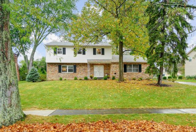 4485 Sussex Drive, Upper Arlington, OH 43220 (MLS #217036572) :: Signature Real Estate