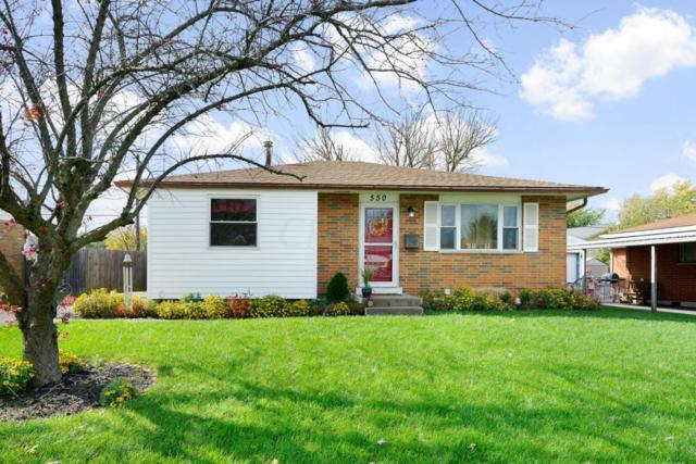 550 Brookdale Drive, West Jefferson, OH 43162 (MLS #217037940) :: Berkshire Hathaway Home Services Crager Tobin Real Estate