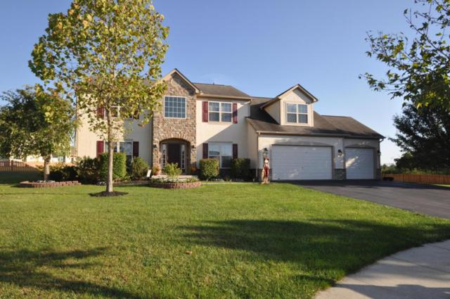 916 Boggs Court, Pickerington, OH 43147 (MLS #217038530) :: Cutler Real Estate