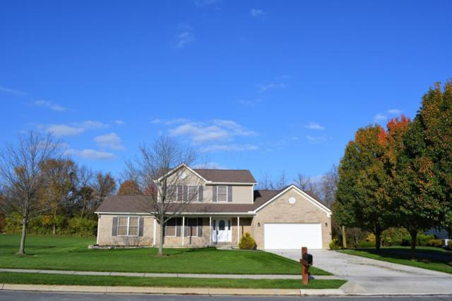132 Tyler Place, Johnstown, OH 43031 (MLS #217040416) :: The Clark Realty Group @ ERA Real Solutions Realty