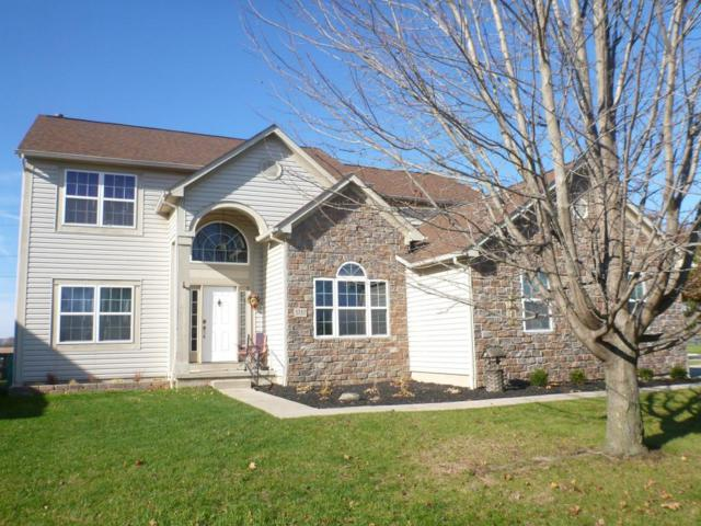 3787 Lake Lanier Drive, Grove City, OH 43123 (MLS #217041476) :: Berkshire Hathaway Home Services Crager Tobin Real Estate