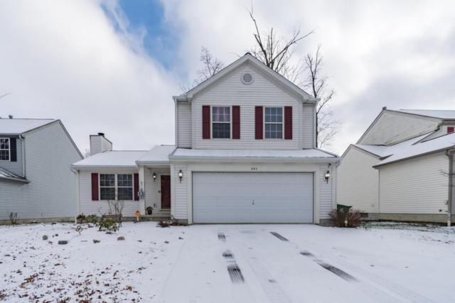 445 Bent Tree Drive, Marysville, OH 43040 (MLS #217041560) :: Signature Real Estate