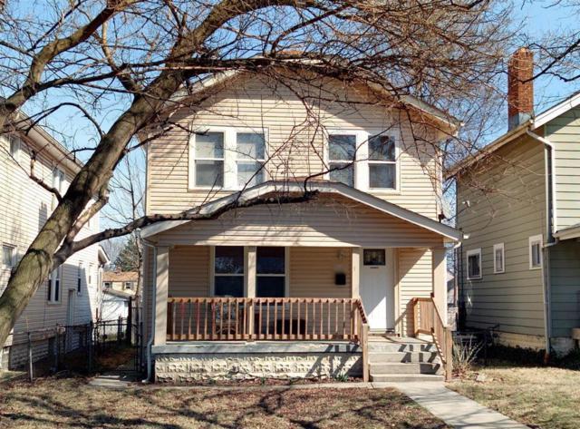 660 S Burgess Avenue, Columbus, OH 43204 (MLS #217041845) :: Signature Real Estate