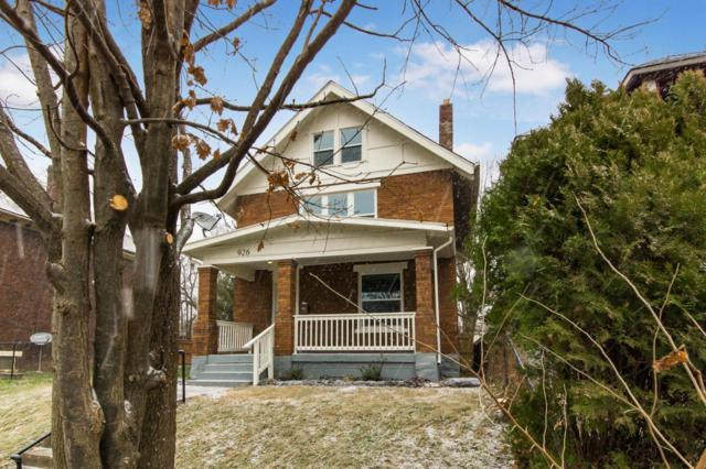 926 S 22nd Street, Columbus, OH 43206 (MLS #217043085) :: The Raines Group