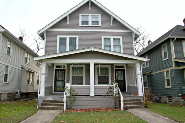 417-419 E 13th Avenue, Columbus, OH 43201 (MLS #217043471) :: The Columbus Home Team