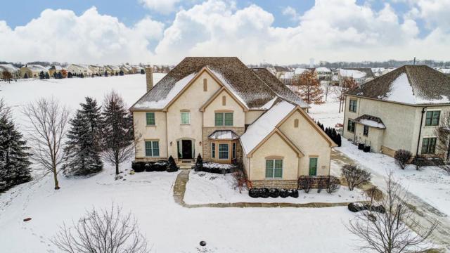 4245 Hickory Rock Drive, Powell, OH 43065 (MLS #218000304) :: Susanne Casey & Associates