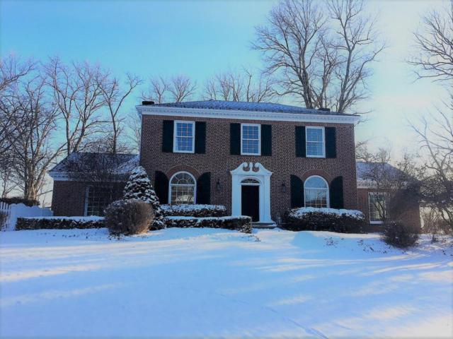 248 Thornewood Drive, Granville, OH 43023 (MLS #218001201) :: The Raines Group