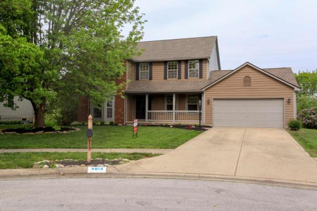 4914 Britton Farms Court, Hilliard, OH 43026 (MLS #218003625) :: Exp Realty