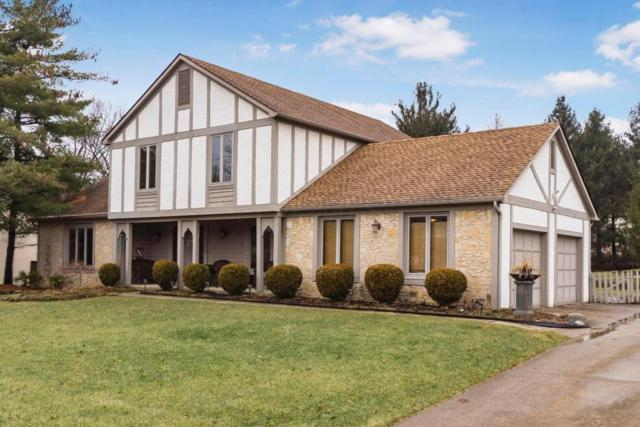 220 W Campus View Boulevard, Columbus, OH 43235 (MLS #218003998) :: Berkshire Hathaway Home Services Crager Tobin Real Estate