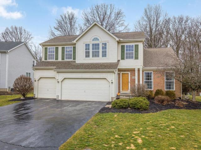 1096 Evadell Drive, Lewis Center, OH 43035 (MLS #218004634) :: Berkshire Hathaway Home Services Crager Tobin Real Estate