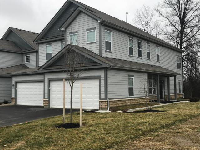 599 Wintergreen Way, Lewis Center, OH 43035 (MLS #218004739) :: The Clark Group @ ERA Real Solutions Realty