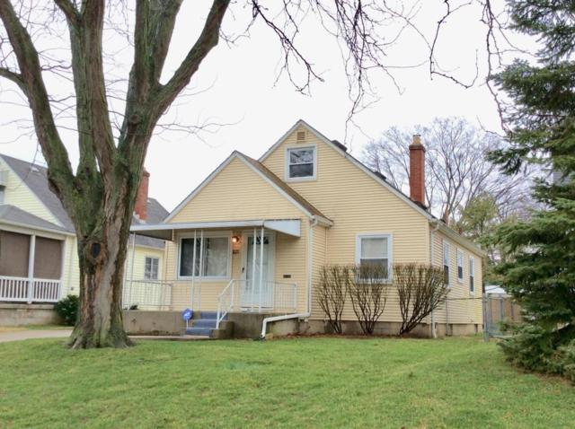 825 S Roys Avenue, Columbus, OH 43204 (MLS #218005044) :: Berkshire Hathaway Home Services Crager Tobin Real Estate