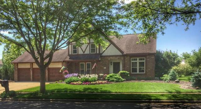 5557 Sells Mill Drive, Dublin, OH 43017 (MLS #218006064) :: Berkshire Hathaway Home Services Crager Tobin Real Estate