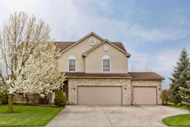 3280 Hidden Cove Circle, Lewis Center, OH 43035 (MLS #218006784) :: Berkshire Hathaway Home Services Crager Tobin Real Estate