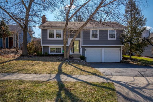 411 Highmeadows Village Drive, Powell, OH 43065 (MLS #218006848) :: Berkshire Hathaway Home Services Crager Tobin Real Estate