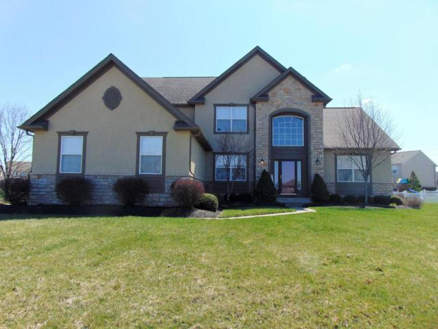 411 Trace Drive, Delaware, OH 43015 (MLS #218007845) :: CARLETON REALTY