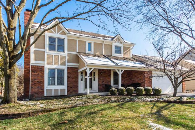 5396 Tara Hill Drive, Dublin, OH 43017 (MLS #218008570) :: Signature Real Estate