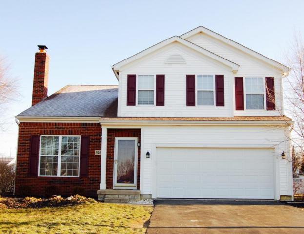 526 Harrington Drive, Plain City, OH 43064 (MLS #218008639) :: Signature Real Estate