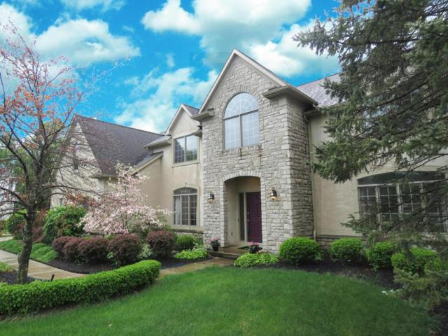6152 Peppergrass Court, Westerville, OH 43082 (MLS #218008787) :: Berkshire Hathaway HomeServices Crager Tobin Real Estate