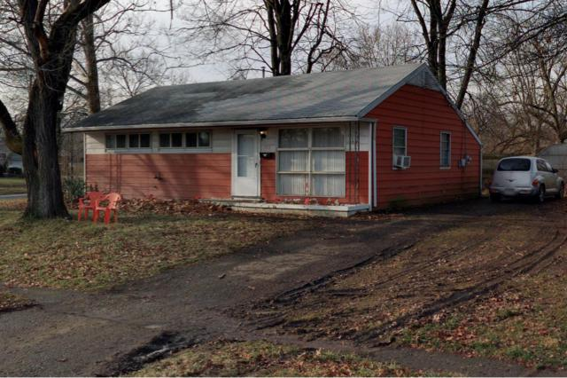 1415 Simpson Drive, Columbus, OH 43227 (MLS #218008912) :: Berkshire Hathaway HomeServices Crager Tobin Real Estate