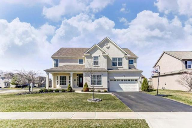 283 Quarter Way, Delaware, OH 43015 (MLS #218009501) :: Berkshire Hathaway HomeServices Crager Tobin Real Estate