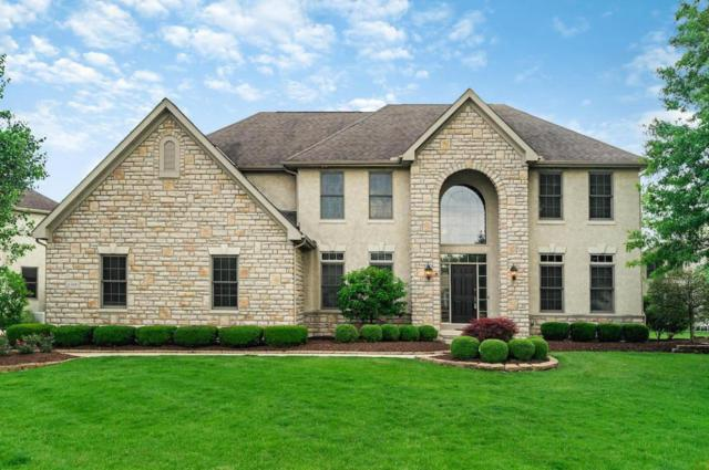 6368 Autumn Crest Court, Westerville, OH 43082 (MLS #218009849) :: The Mike Laemmle Team Realty