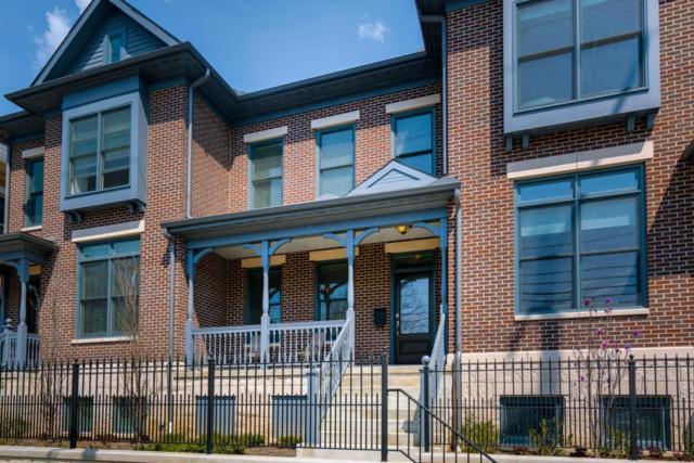 112 W Starr Avenue, Columbus, OH 43201 (MLS #218011155) :: CARLETON REALTY
