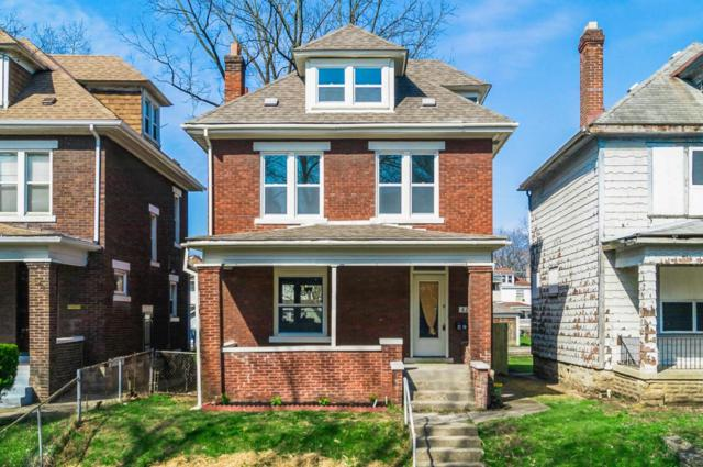 827 S 22nd Street, Columbus, OH 43206 (MLS #218011249) :: Berkshire Hathaway HomeServices Crager Tobin Real Estate