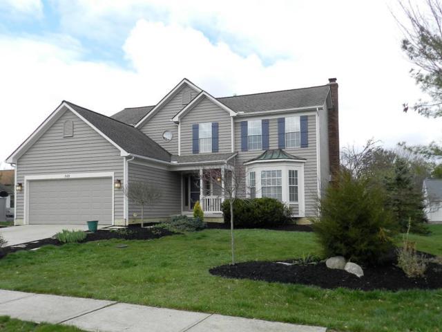269 Elmendorf Place, Powell, OH 43065 (MLS #218012574) :: Julie & Company