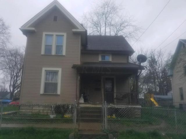221 W 3rd Street, Marysville, OH 43040 (MLS #218013198) :: Signature Real Estate