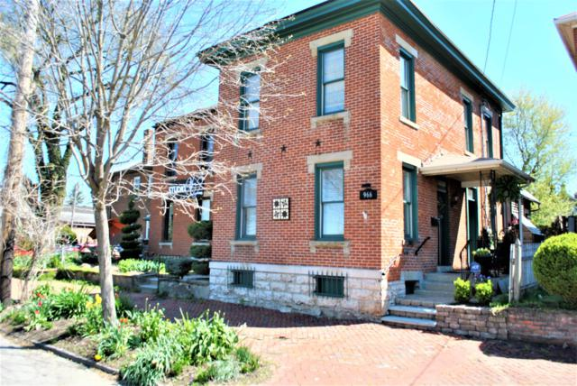 966 S Front Street, Columbus, OH 43206 (MLS #218014248) :: Berkshire Hathaway HomeServices Crager Tobin Real Estate
