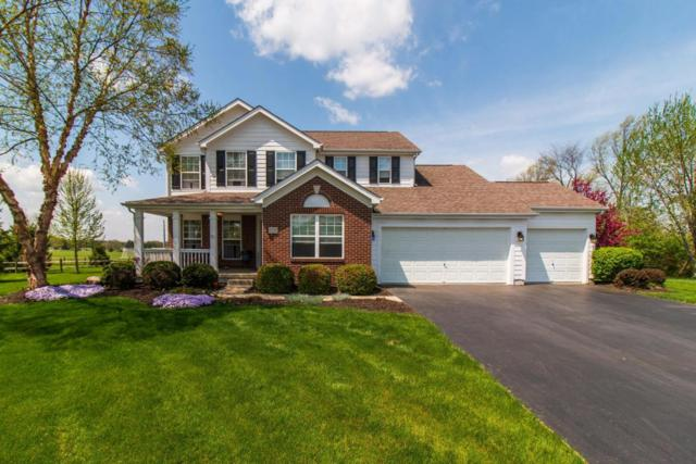 1155 Aroya Court, New Albany, OH 43054 (MLS #218014582) :: Berkshire Hathaway HomeServices Crager Tobin Real Estate