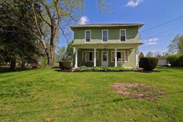212 W Mill Street, Pataskala, OH 43062 (MLS #218014800) :: Berkshire Hathaway HomeServices Crager Tobin Real Estate